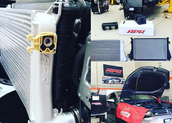 Radiator & Cooling